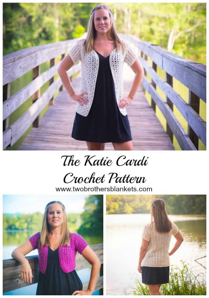 Katie Cardi Crochet Pattern
