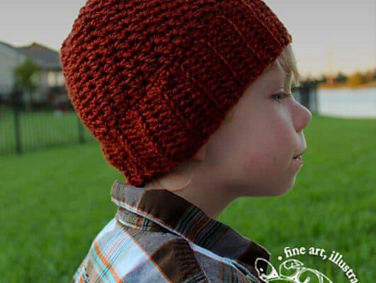 Ferguson Hat Crochet Pattern
