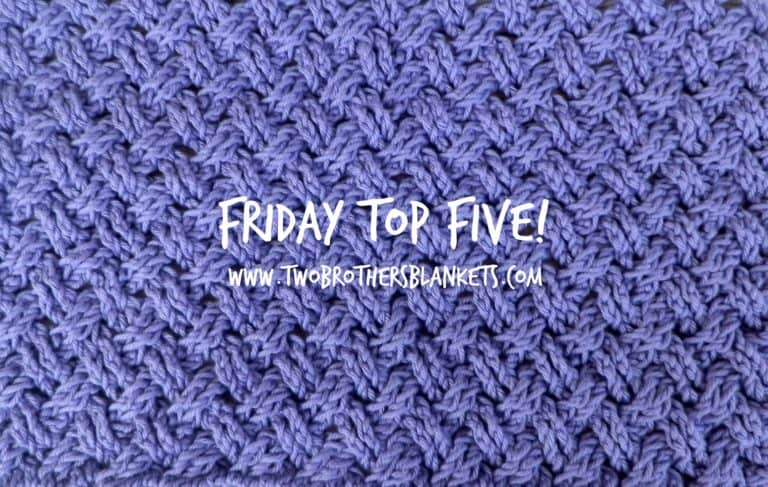 Friday Top 5 – 11/11/16