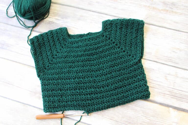 Crocheting Garments – Tips to Get a Great Fit!