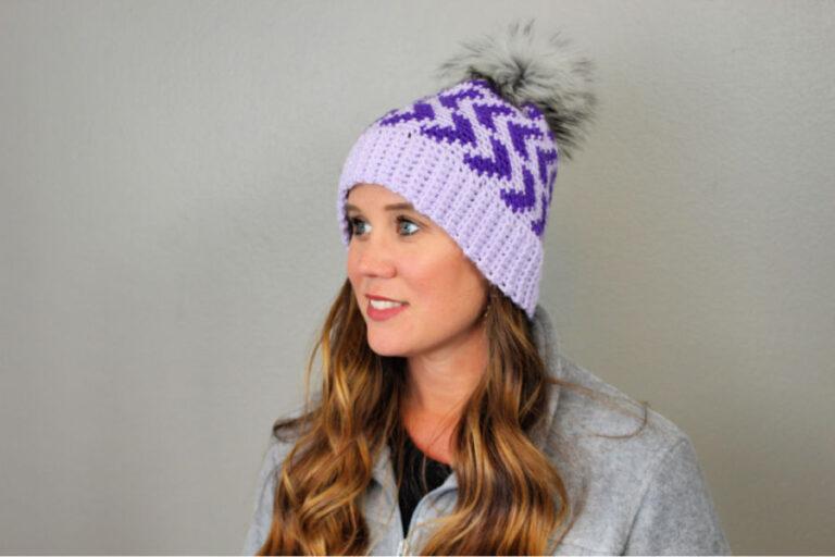 Free Crochet Hat Pattern- Halifax Hat