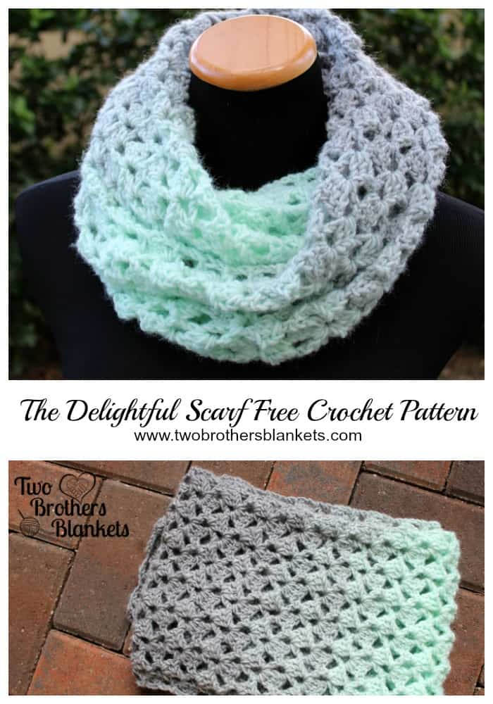 delightful scarf