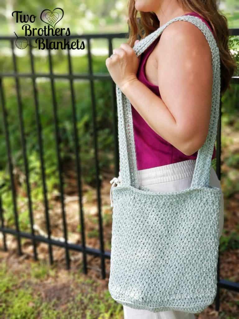 Savannah Handbag Crochet Pattern