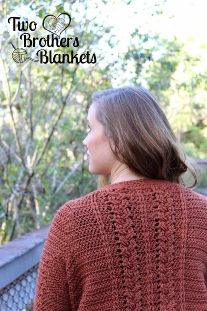 Aspen Cardigan Crochet Pattern