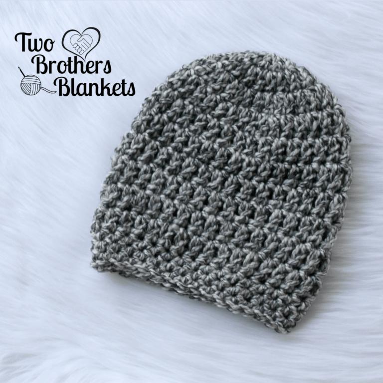 Free Crochet Slouch Hat Pattern- Easy Peasy Slouch