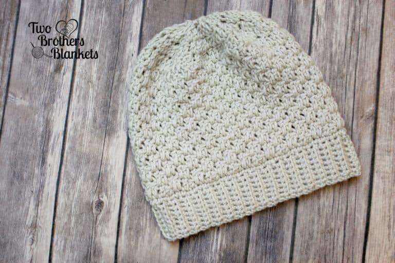 Crochet Hat Free Pattern- Michelle Hat