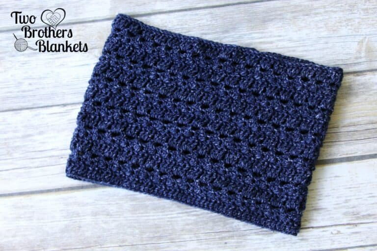Crochet Cowl Pattern- Brimstone Cowl