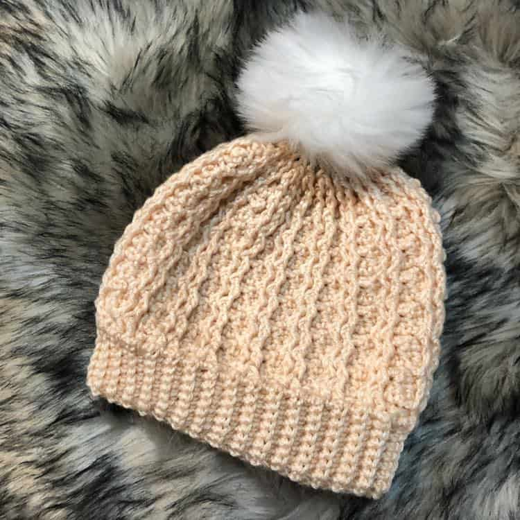 Jenny Beanie Crochet Pattern