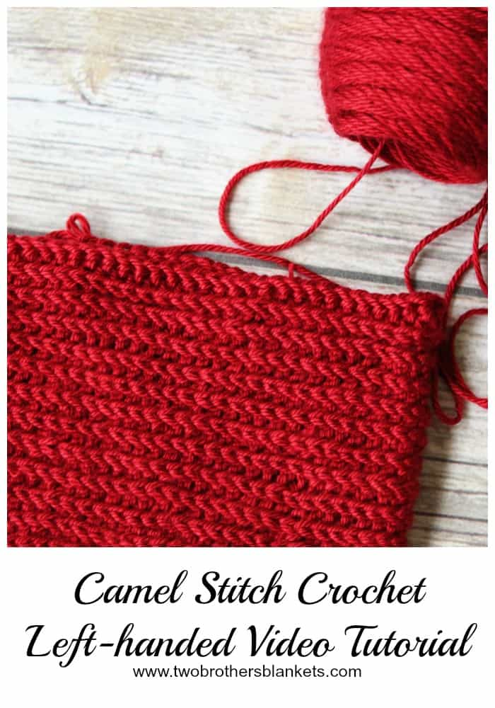 I love the camel stitch! It is such a fun stitch to create! It creates  great texture b968cfcd2