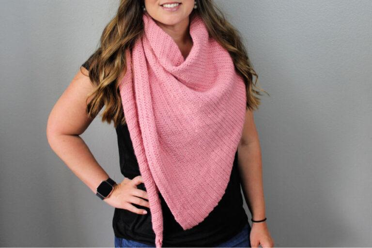 Free Crochet Shawl Pattern- Sydney Shawl