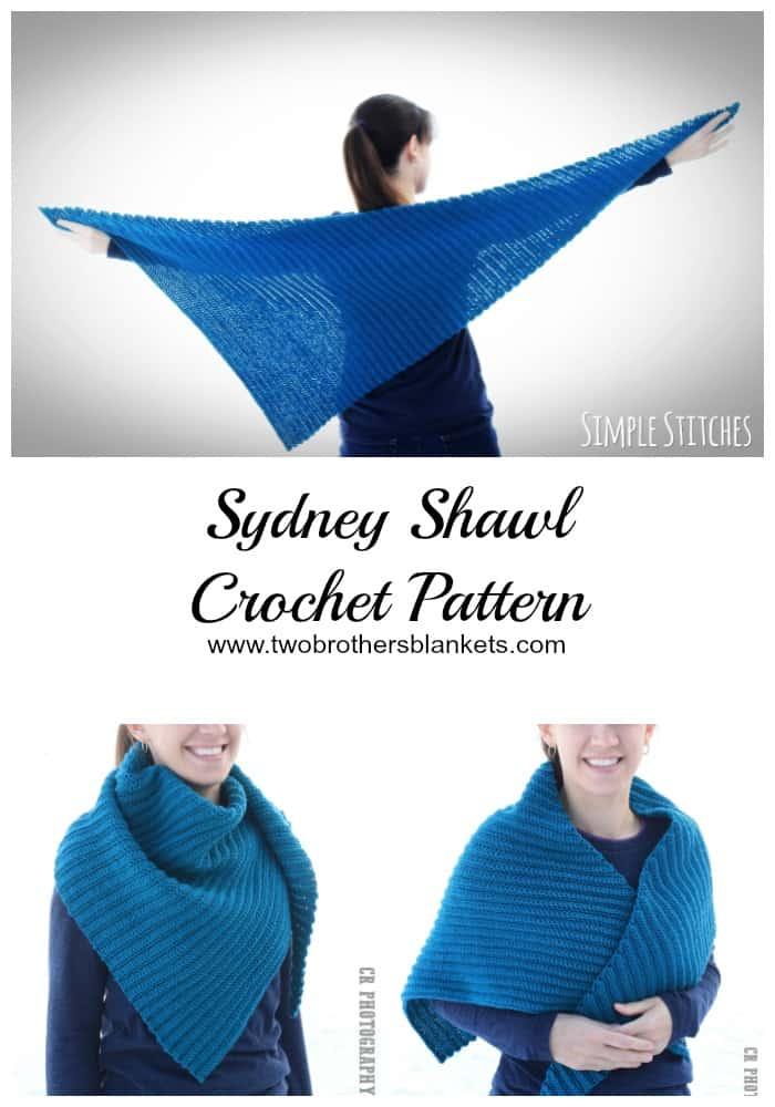 Sydney Shawl