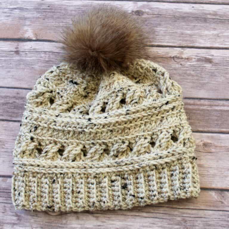 Free Crochet Hat Pattern- Catherine Hat