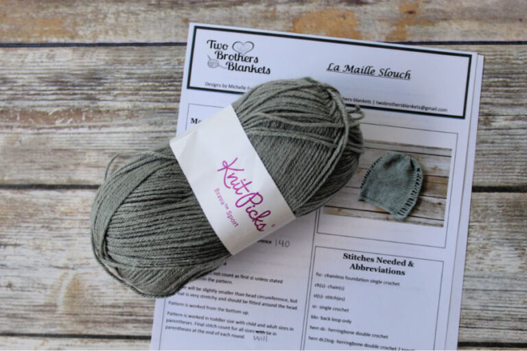 How to Read a Crochet Pattern for Beginners