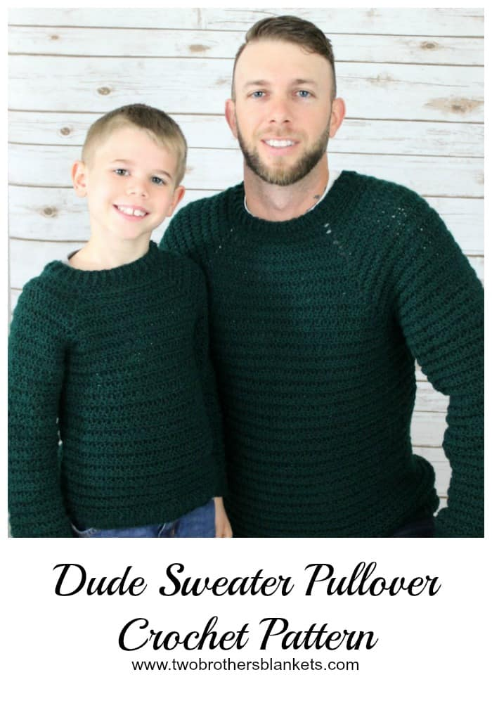 Dude Pullover Sweater