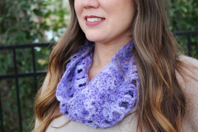 Free Crochet Cowl Pattern- Kellie Cowl