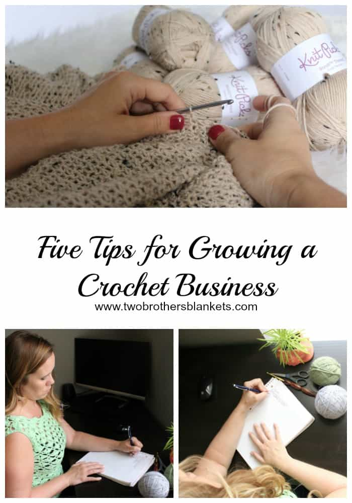 Growing your Crochet Business