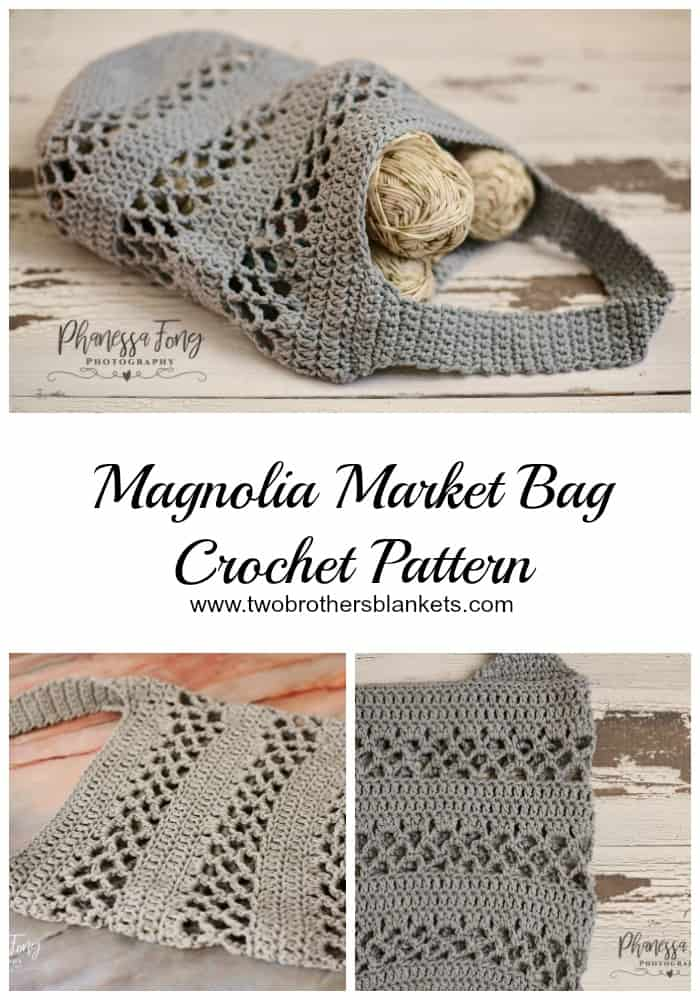 Magnolia Market Bag crochet pattern