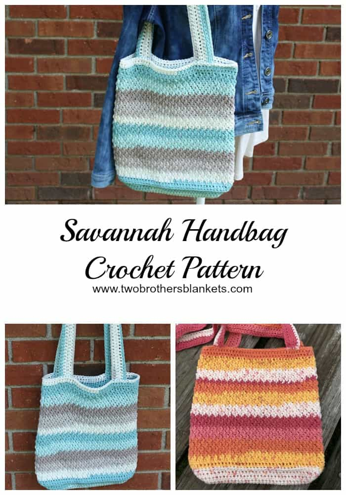 Savannah Handbag Crochet Pattern