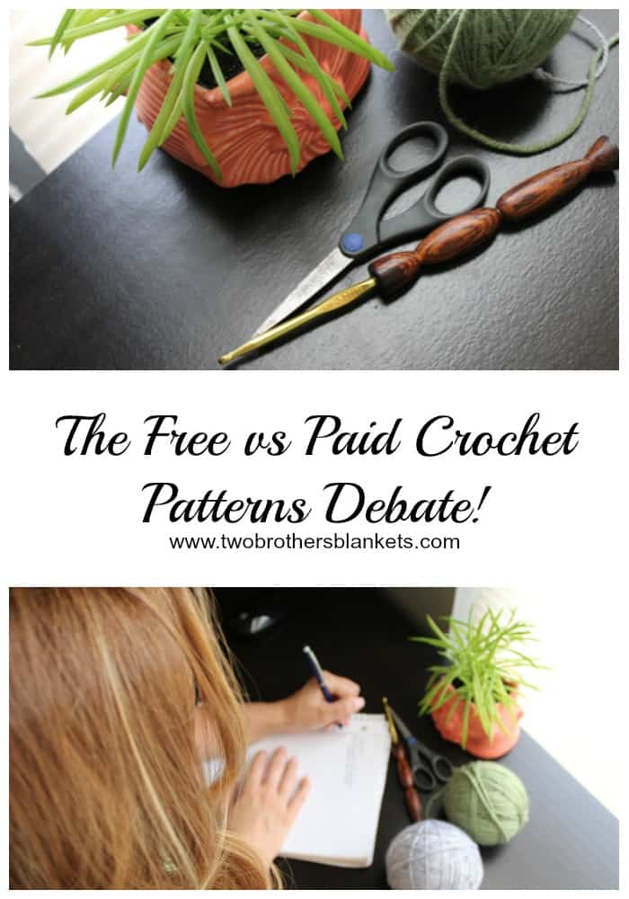 Free vs Paid Crochet Patterns