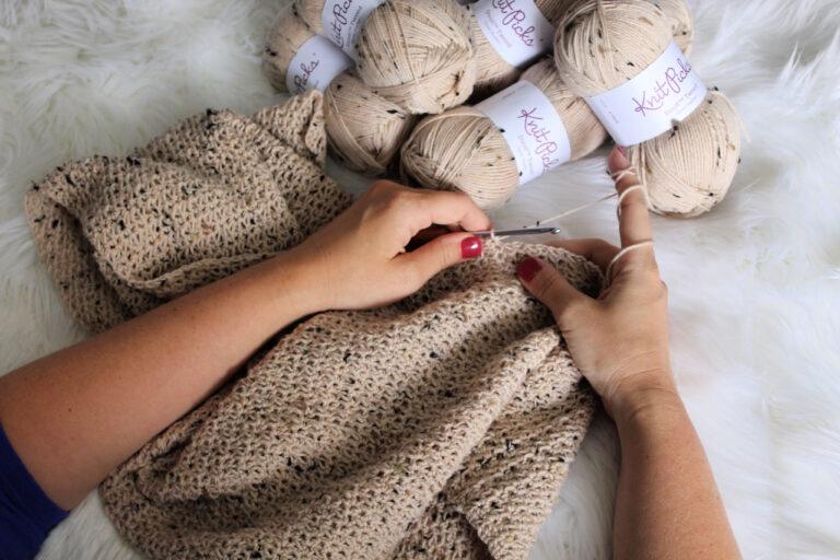 Beginner Basics: Left-Handed Crochet Basics