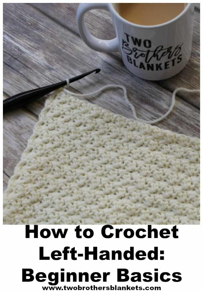How to Crochet Left-Handed: Beginner Basics