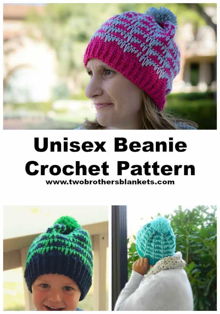 Heartbeat Hat Crochet Pattern