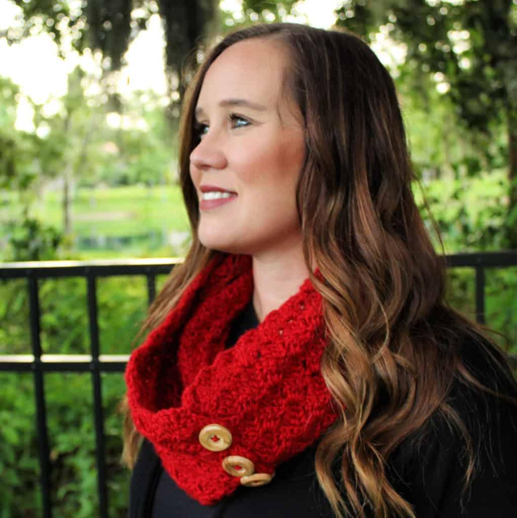 Dallas Scarf Crochet Pattern