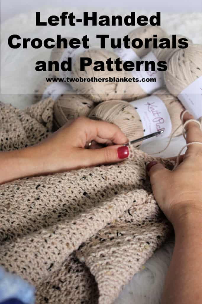 Five Great Resources for Left-Handed Crocheters