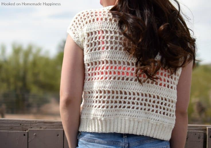 Simple Summer Tee Crochet Pattern