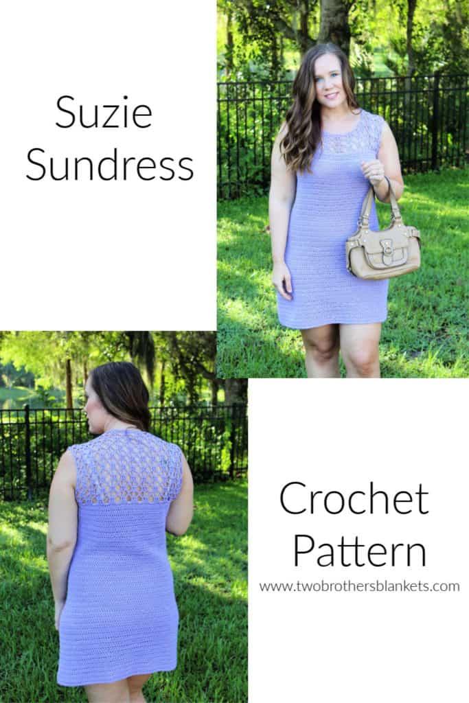 Suzie Sundress Crochet Pattern