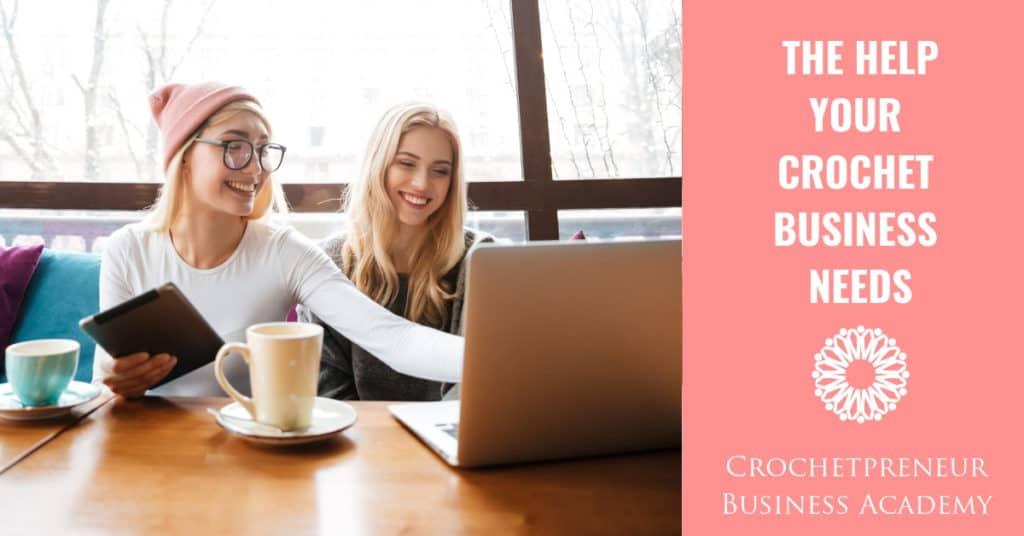 Crochetprenuer Business Academy