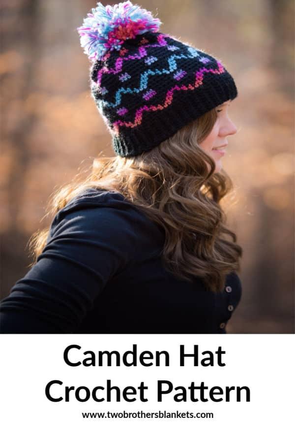 Camden Hat Crochet Pattern