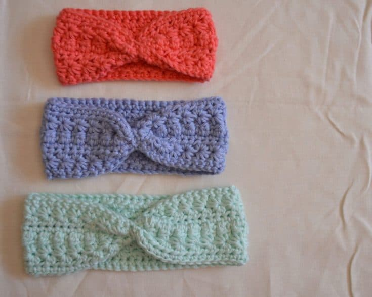 Cliffrose Headband Pattern – High Desert Yarn