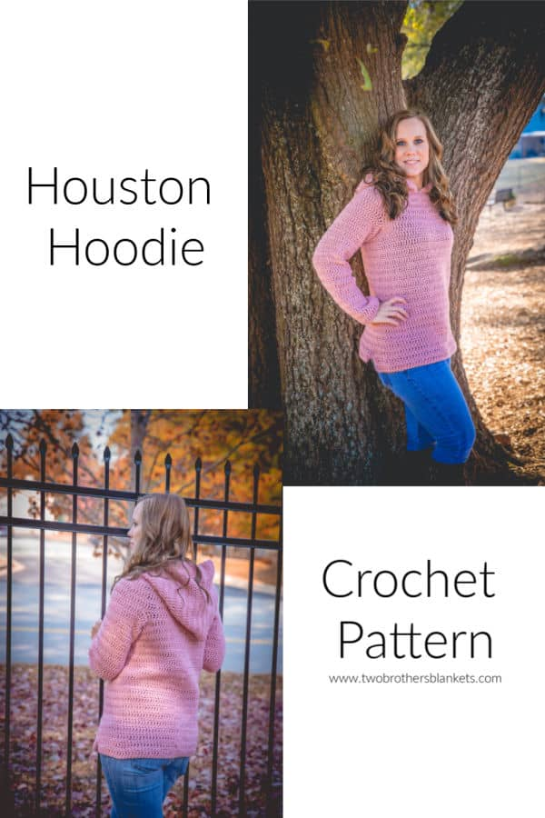 Houston Hoodie Crochet Pattern