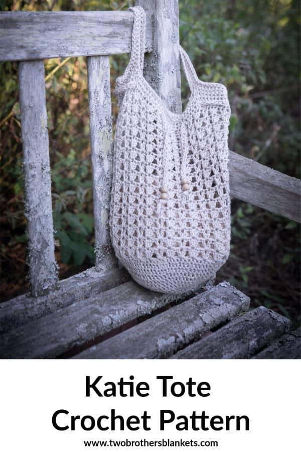Katie Tote Crochet Pattern