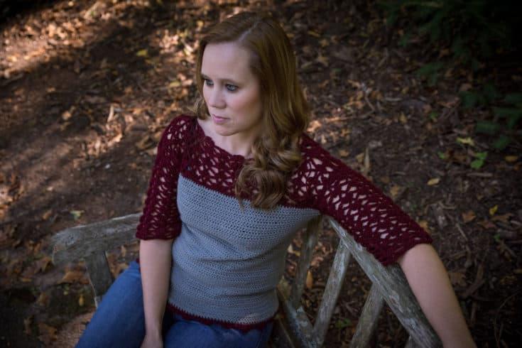 Siesta Sweater Crochet Pattern