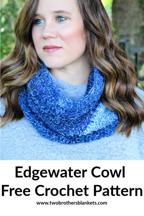 Edgewater Cowl by Michelle @ Two Brothers Blankets