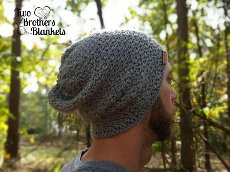Boston Slouch Hat Crochet Pattern