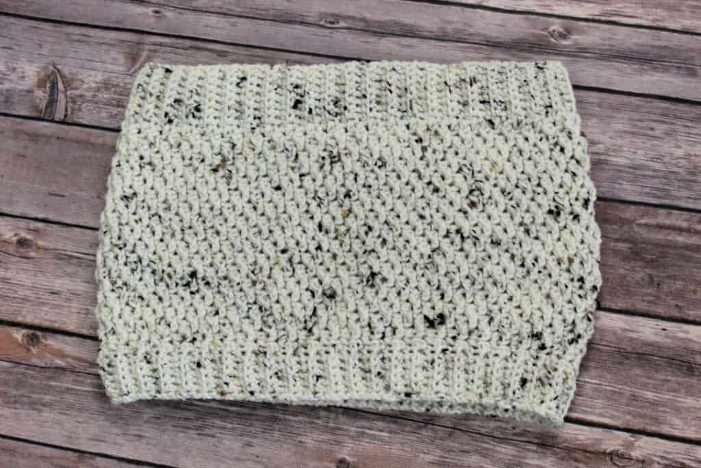 Savannah Cowl Crochet Pattern