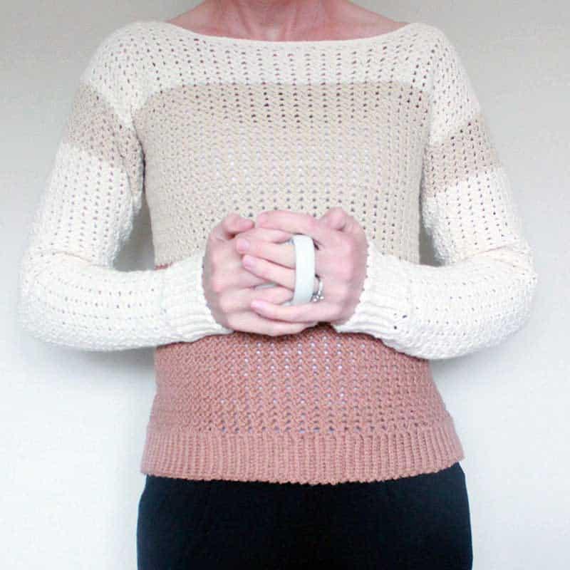 Cafe' au Lait Free Crochet Pattern