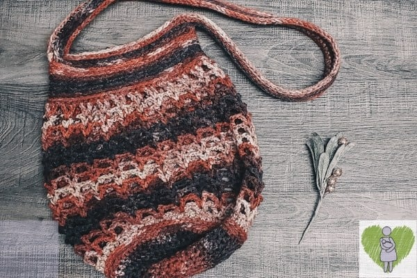 The Hazel Market Bag Pattern | The Yarn that Binds Us