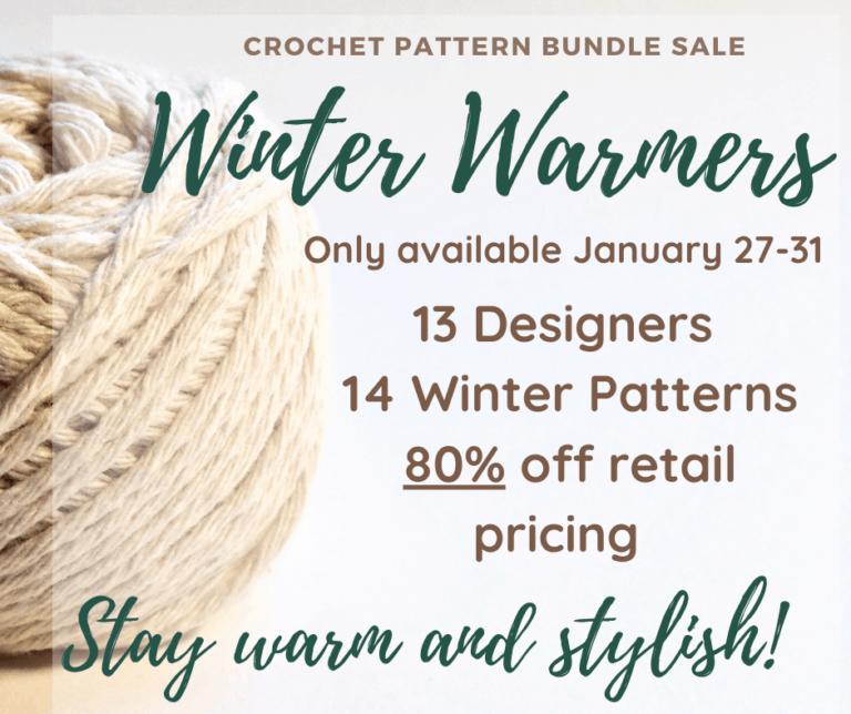 Winter Warmers Crochet Pattern Bundle!