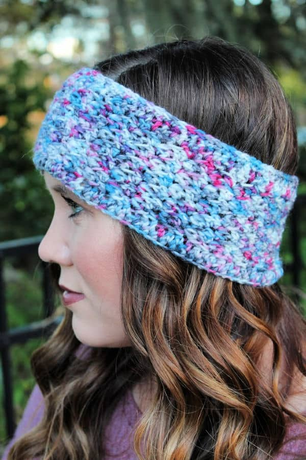 Boston Earwarmer Crochet Pattern