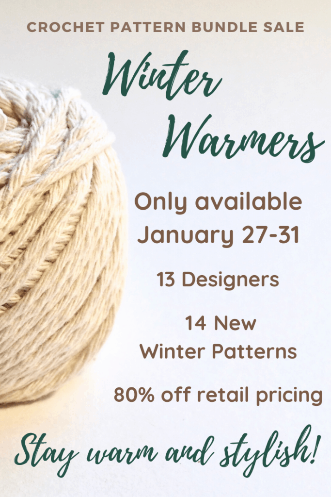 Winter Warmers Bundle Crochet Pattern