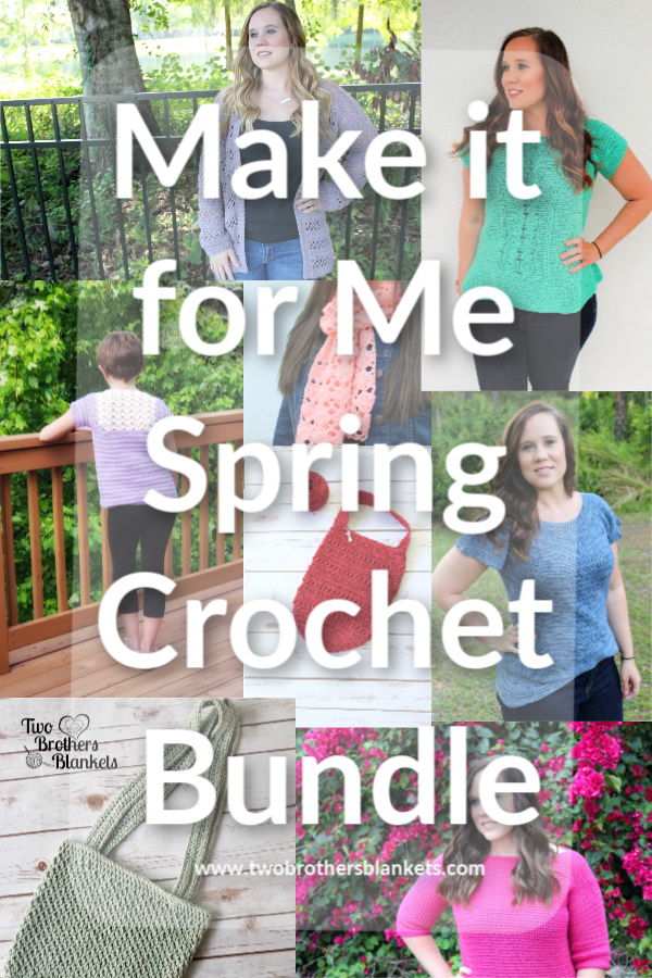 Make it for Me Spring Crochet Bundle