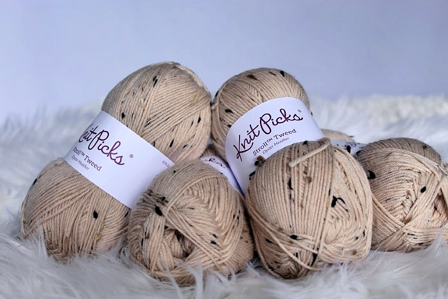 Knit Picks Stroll Tweed Yarn