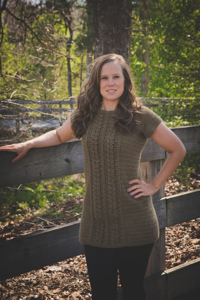Aspen Tunic Crochet Pattern