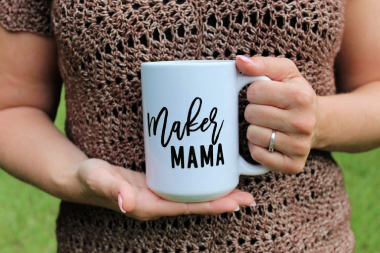 3amGraceDesigns Maker Mug Product Review