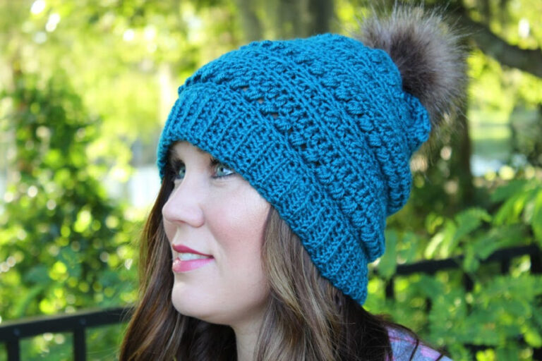 Hattie Hat Crochet Pattern