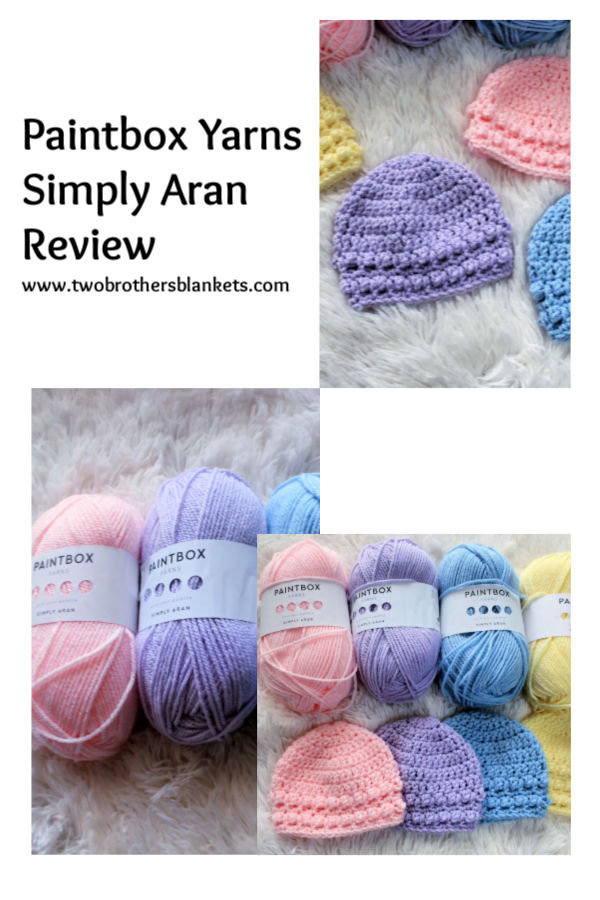 Paintbox Yarns Simply Aran Review Pinterest